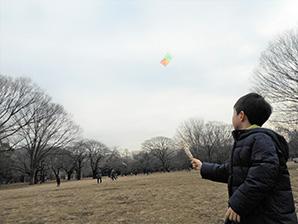 凧揚げ01