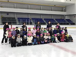 2月2日 スケート教室